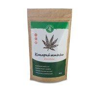 Zelená země Konopné semínko neloupané BIO 1000g Komplexní výživa a nejzdravější semínko pro organismus. Zelená Země s.r.o.