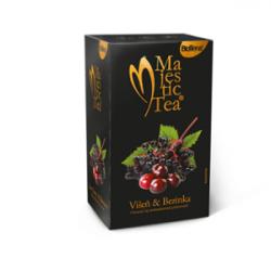 Biogena Majestic Tea Višeň & Bezinka 20x2,5g