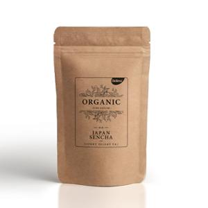Biogena Organic Japan Sencha 100g Prvotřídní sypané čaje v BIOkvalitě. Biogena CB s.r.o.