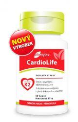 CardioLife 60 kapsulí