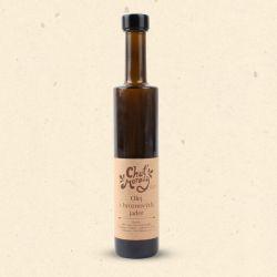Chuť Moravy - Olej z hroznových jader  působí blahodárně na organismus a je výraznou prevencí proti různým civilizačním chorobám. 100 ml