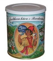 Frolíkova káva z Borohrádku 250g mletá