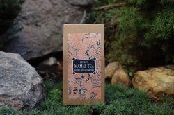 MAMA´S TEA - ZELENÝ ČAJ SE SKOŘICOVOU PŘÍCHUTÍ – MAMA´S GREEN TEA CINNAMON 100 G